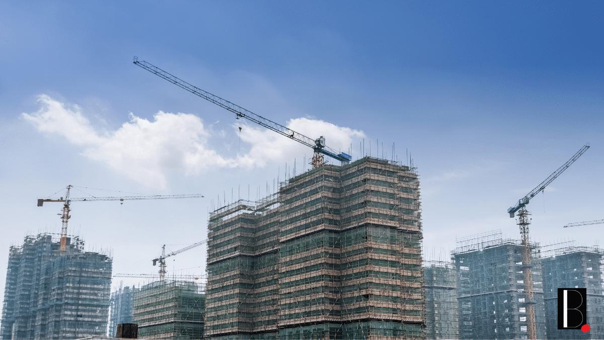 Bâtiment immeuble