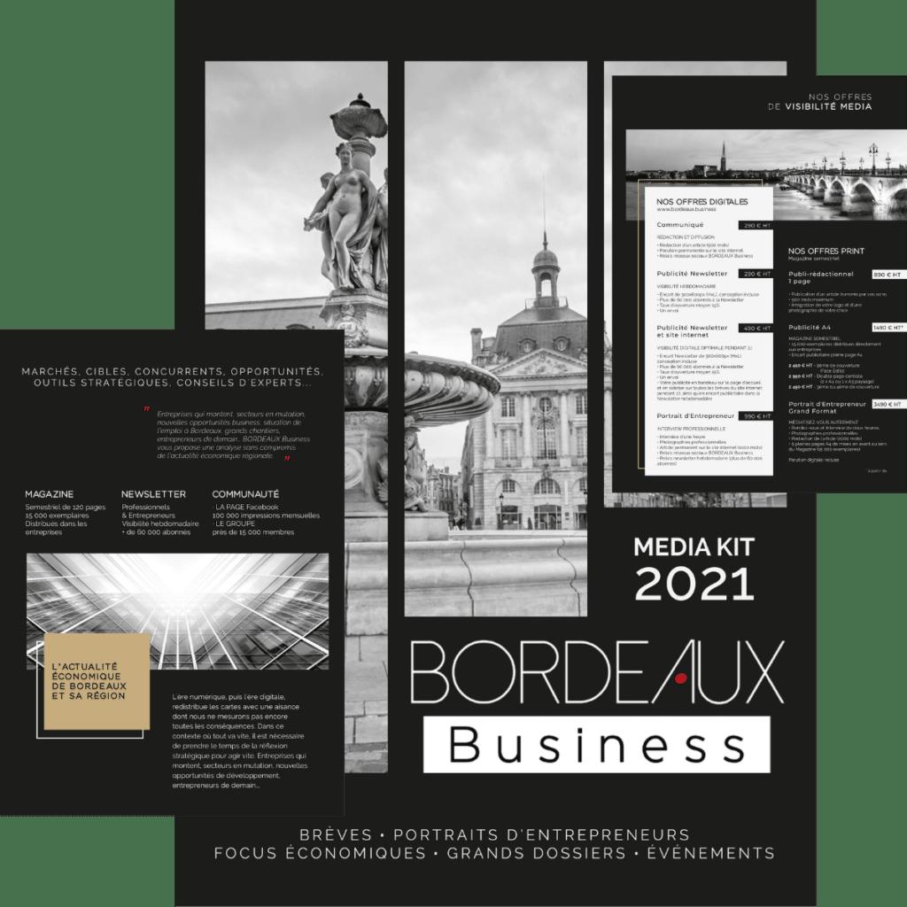 tarifs 2021 kit media annonceurs bordeaux business