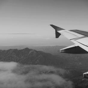 Aéroport vol avion