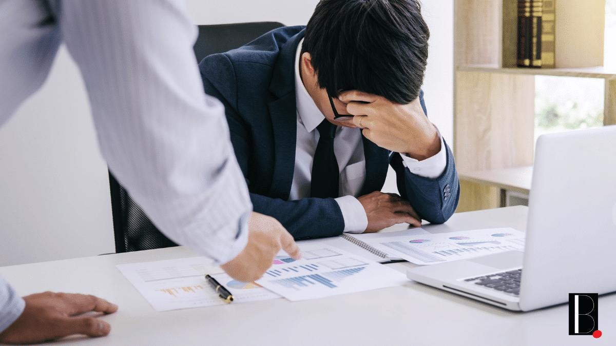 Patron stress emploi fatigue