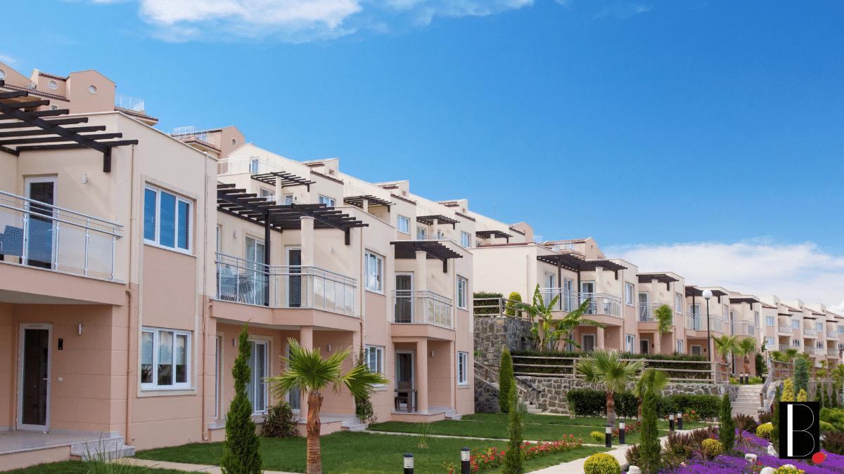 Immeubles résidences logement