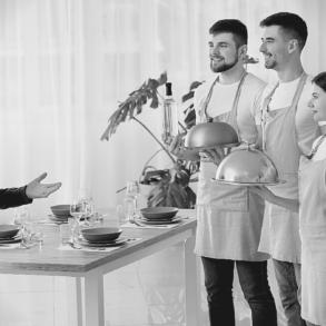 Stages connexes cuisine service