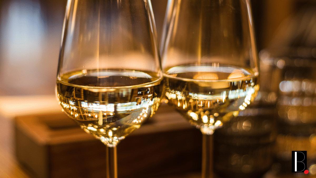 Chardonnay Vin Blanc verre