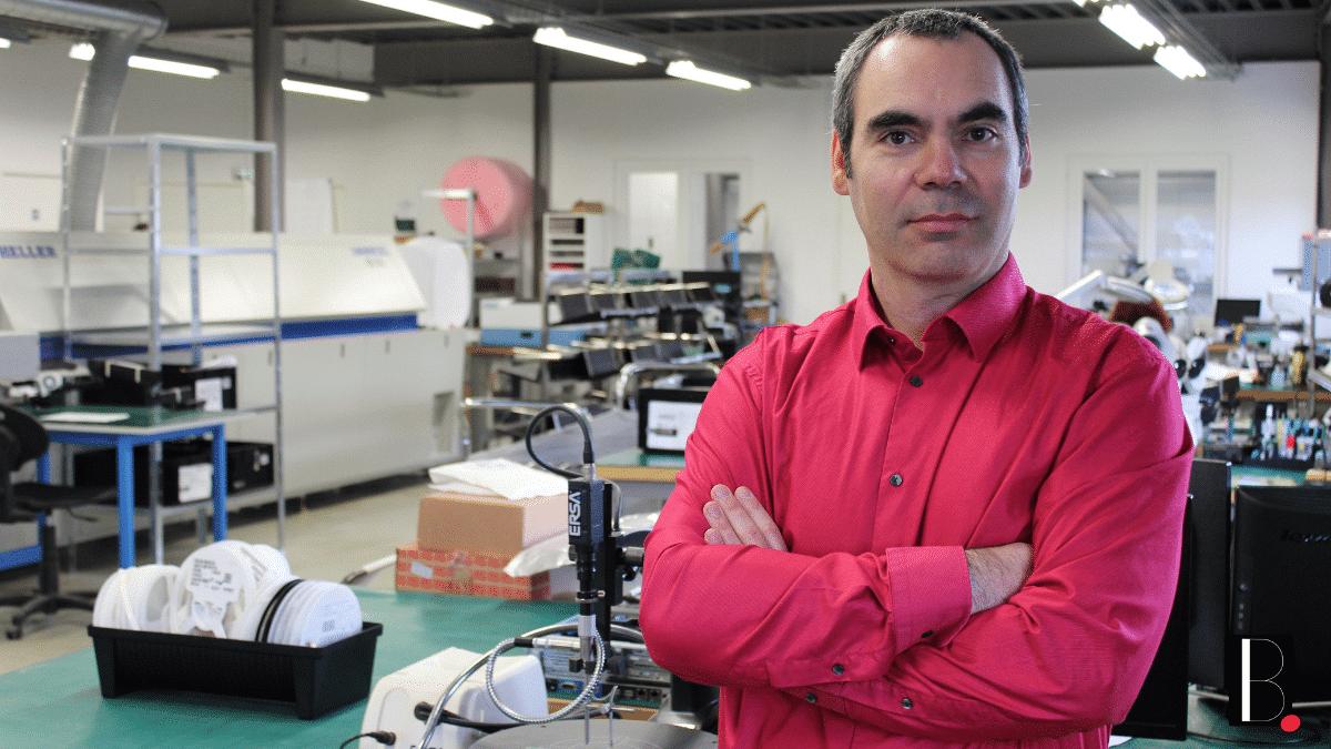 Pierre-Yves SEMPERE fondateur d'EMSPROTO