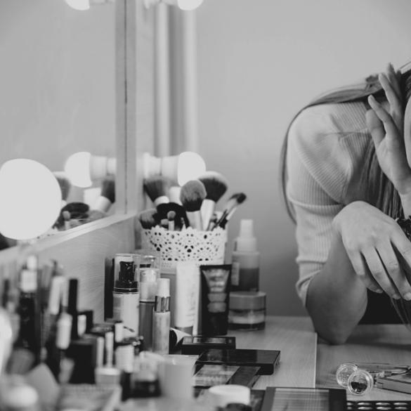 marché beauté cosmétique industrie digital