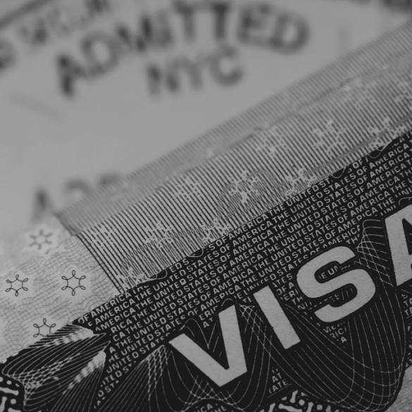 Visa O passport skills