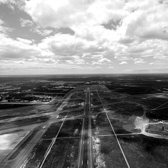 Bordeaux airports environment works investments