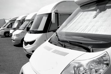 baromètre camping car park saison estivale
