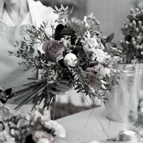 Sessile fleuristes bouquet