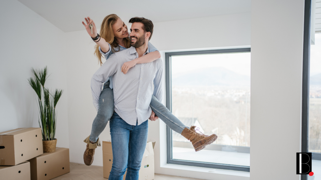 Housing purchase move-in