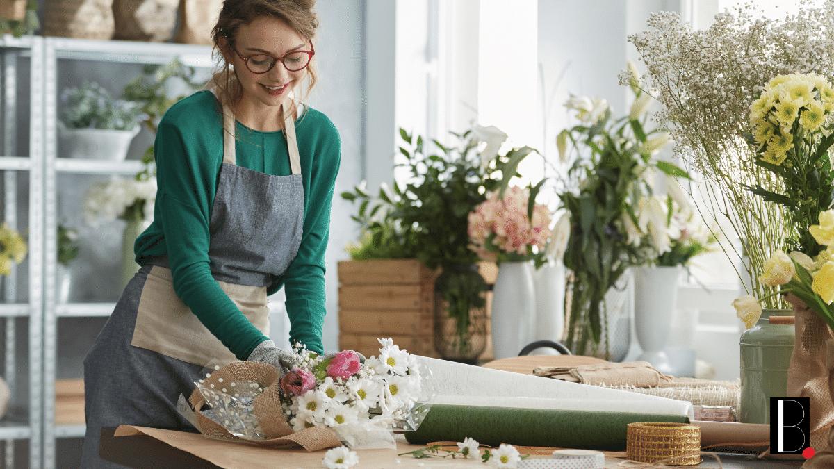Artisan fleuriste qualité