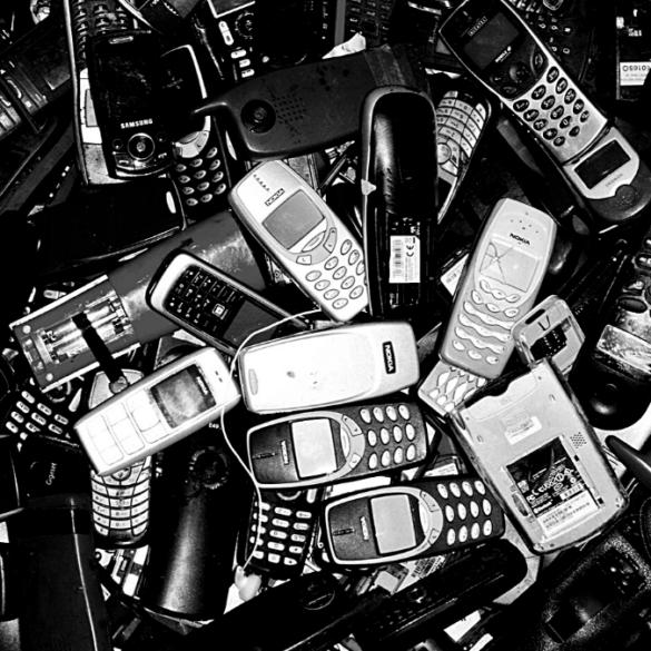 téléphones portables recyclage ecosystem