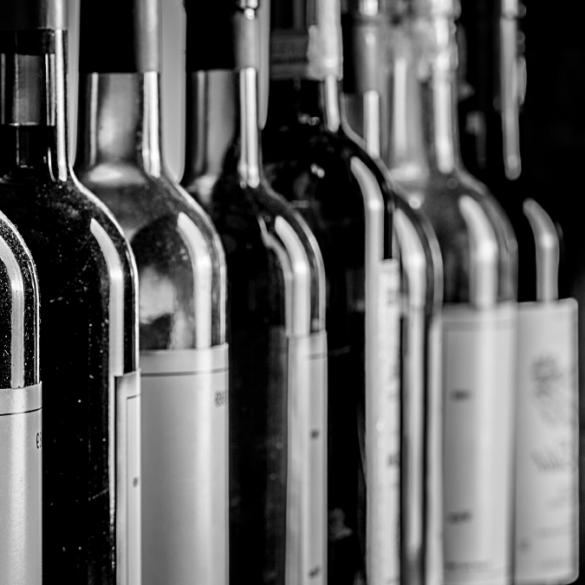 Dartess bottle of Bordeaux wine
