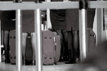 Personnel navigant avion Ryanair