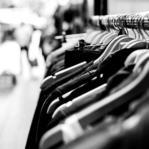 Soldes d'été commerce shopping